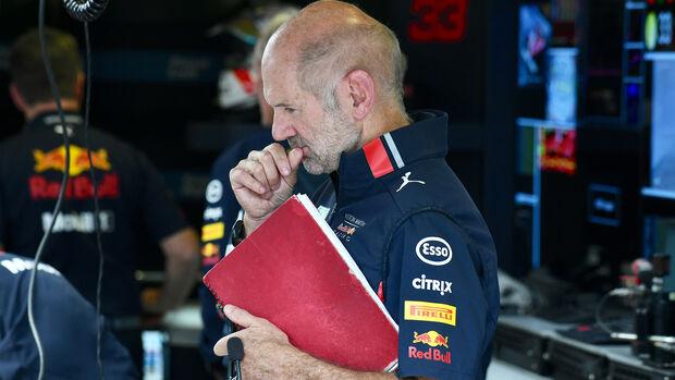 Adrian Newey - Red Bull  - Formel 1 - GP Italien - Monza - 7. September 2019