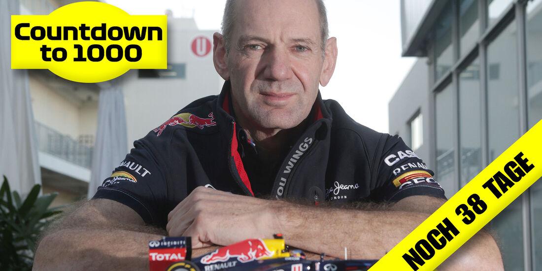 Adrian Newey - Red Bull