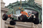 Adrian Sutil - Crash - Formel 1 - GP Monaco - 25. Mai 2013