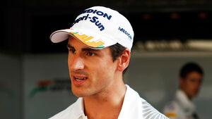 Adrian Sutil - Force India - 2013