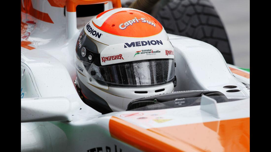 Adrian Sutil - Force India - Formel 1 - GP Australien - 16. März 2013