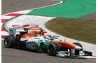 Adrian Sutil - Force India - Formel 1 - GP China - 13. April 2013