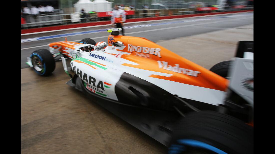 Adrian Sutil - Force India - Formel 1 - GP Kanada - 7. Juni 2013