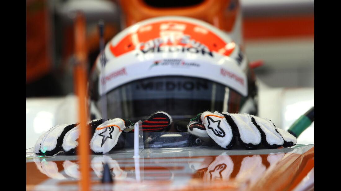 Adrian Sutil - Force India - Formel 1 - GP Kanada - 8. Juni 2013