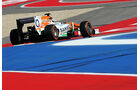 Adrian Sutil - Force India - Formel 1 - GP USA - 15. November 2013