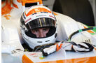 Adrian Sutil - Force India - Formel 1 - GP Ungarn - 26. Juli 2013