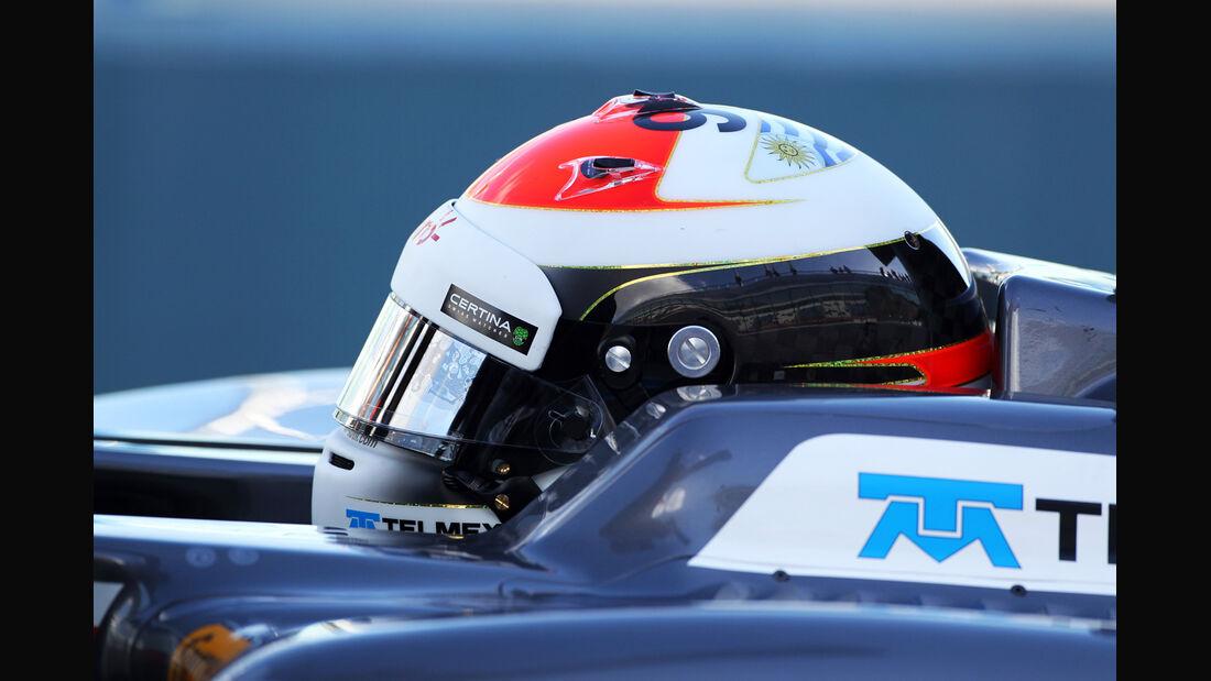 Adrian Sutil - Force India - Formel 1 - Jerez - Test - 30. Januar 2014