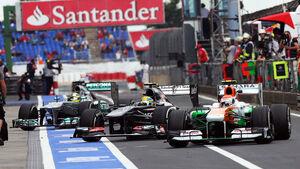 Adrian Sutil - Force India - GP Deutschland 2013