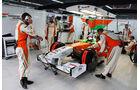 Adrian Sutil Force India GP Korea 2011