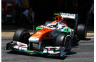 Adrian Sutil - Force India - GP Spanien 2013