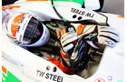 Adrian Sutil - Force India - Young Drivers Test - Silverstone - 19. Juli 2013