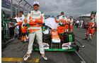 Adrian Sutil - Formel 1 - GP Australien 2013