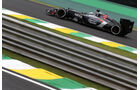 Adrian Sutil - Formel 1 - GP Brasilien- 7. November 2014