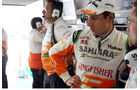Adrian Sutil - Formel 1 - GP China - 12. April 2013