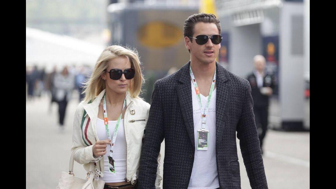 Adrian Sutil - Formel 1 - GP Deutschland - 21. Juli 2012