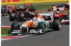 Adrian Sutil - Formel 1 - GP England 2013
