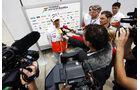 Adrian Sutil - Formel 1 - GP England - 27. Juni 2013