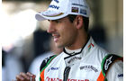 Adrian Sutil - GP Abu Dhabi - Freies Training - 11. November 2011