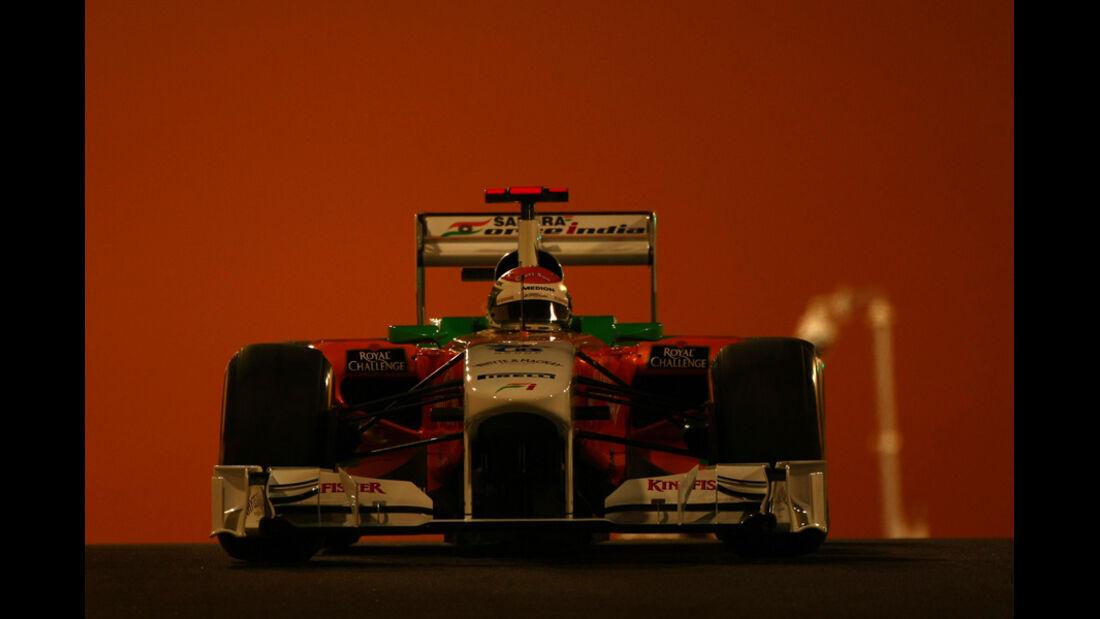 Adrian Sutil - GP Abu Dhabi - Qualifying - 12.11.2011