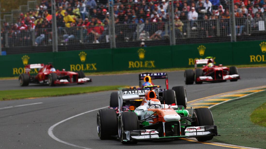 Adrian Sutil GP Australien 2013