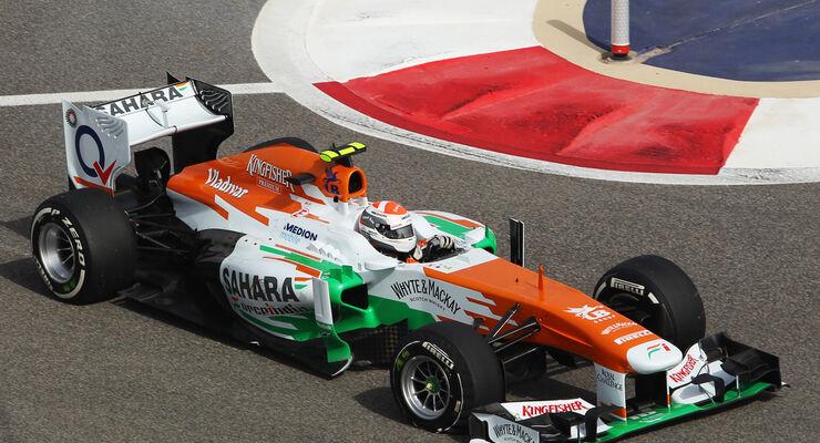 Adrian Sutil - GP Bahrain 2013