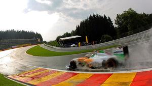 Adrian Sutil - GP Belgien 2011