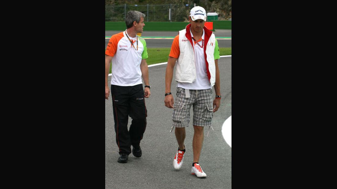 Adrian Sutil - GP Belgien - 25. August 2012