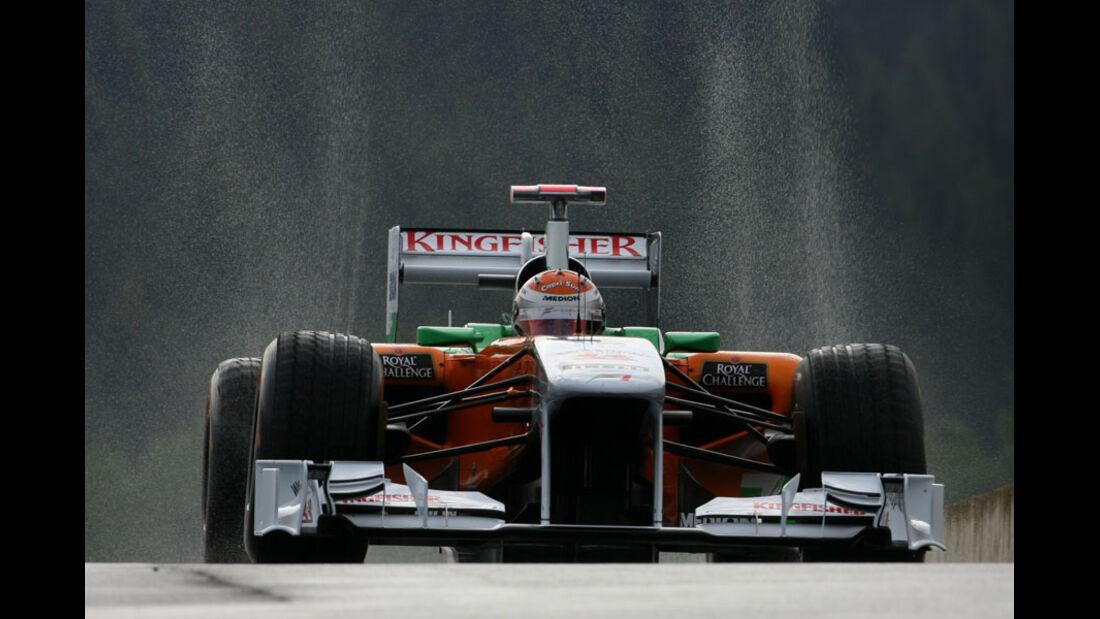 Adrian Sutil - GP Belgien - 26. August 2011