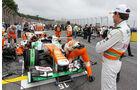 Adrian Sutil - GP Brasilien 2013