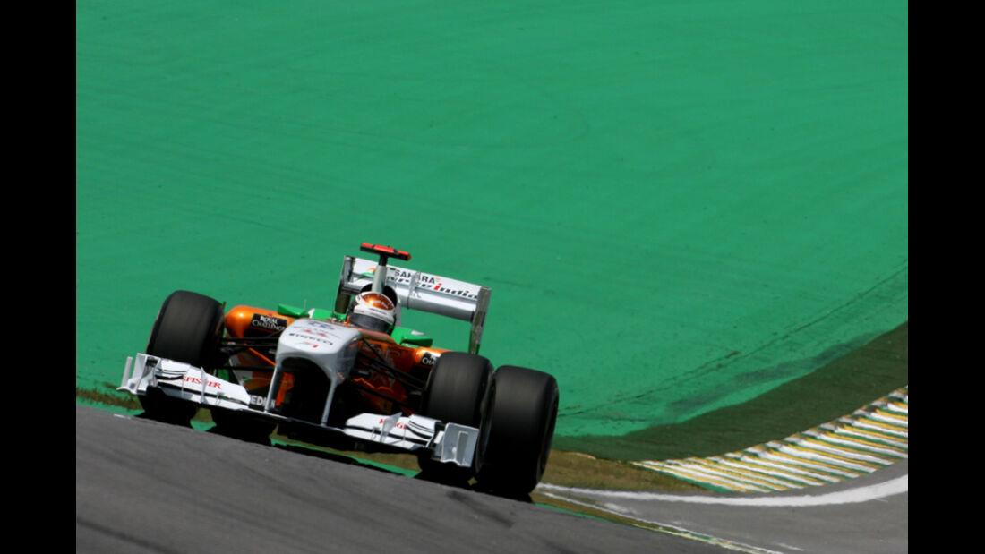 Adrian Sutil - GP Brasilien - 26. November 2011