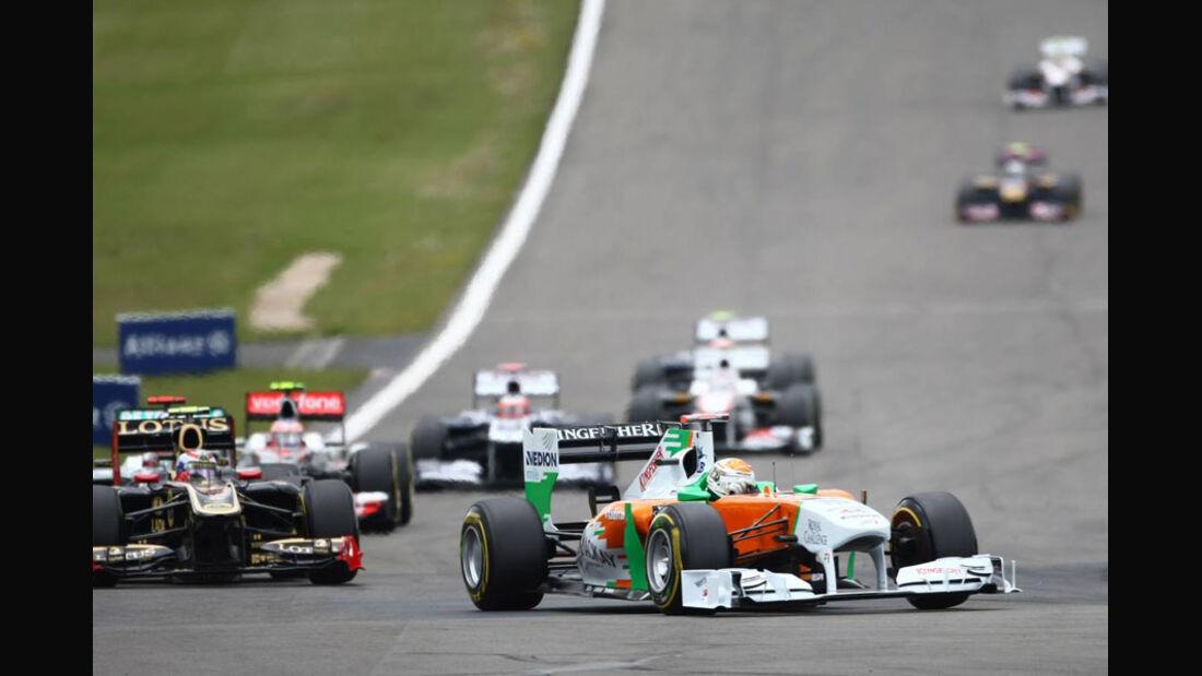 Adrian Sutil GP Deutschland 2011
