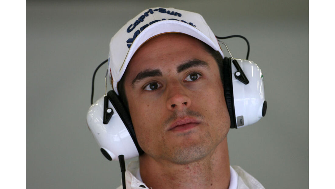 Adrian Sutil - GP England - Training - Silverstone - 8. Juli 2011