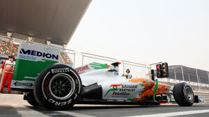 Adrian Sutil - GP Indien