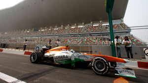 Adrian Sutil - GP Indien 2013