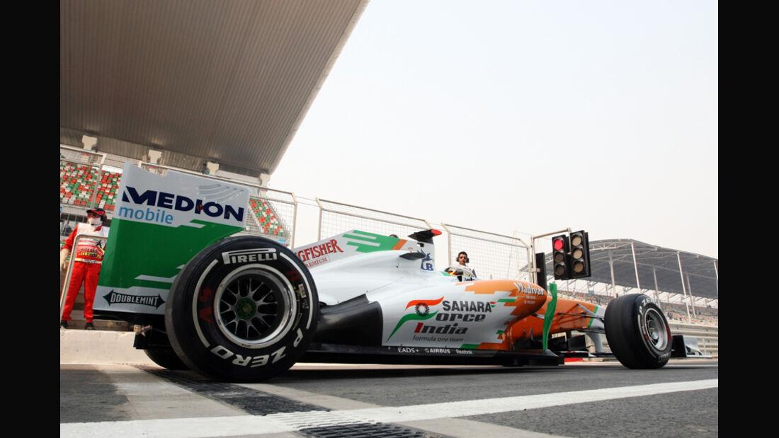 Adrian Sutil - GP Indien