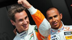 Adrian Sutil GP Italien 2009 Qualifying 0909