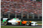 Adrian Sutil - GP Italien - Monza - 10. September 2011
