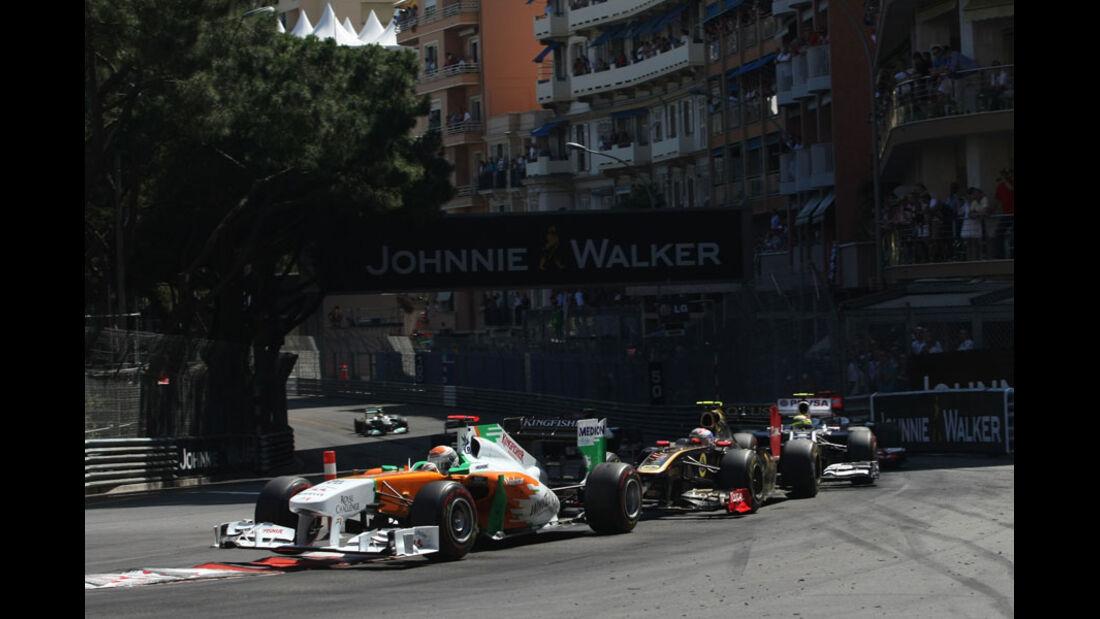 Adrian Sutil GP Monaco 2011
