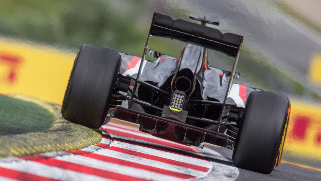 Adrian Sutil - GP Österreich 2014
