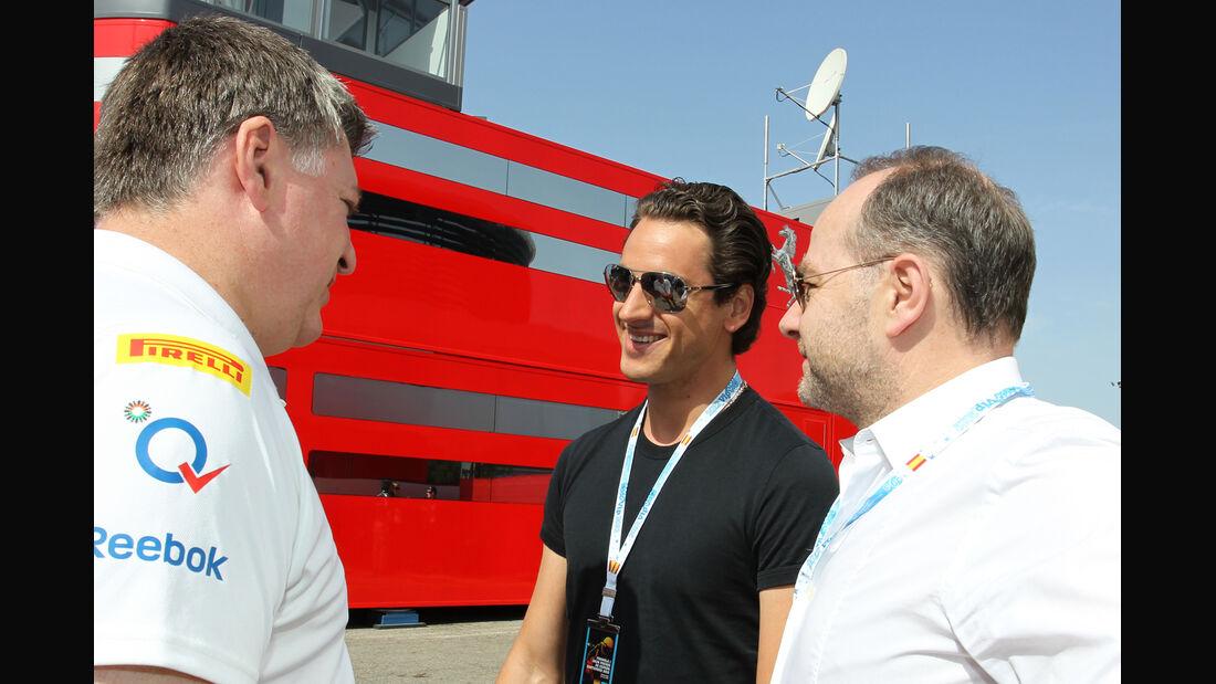Adrian Sutil - GP Spanien - 12. Mai 2012