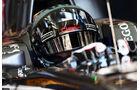 Adrian Sutil - Helm - Formel 1 - GP USA - 01. November 2014