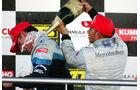 Adrian Sutil & Lewis Hamilton - Formel 3