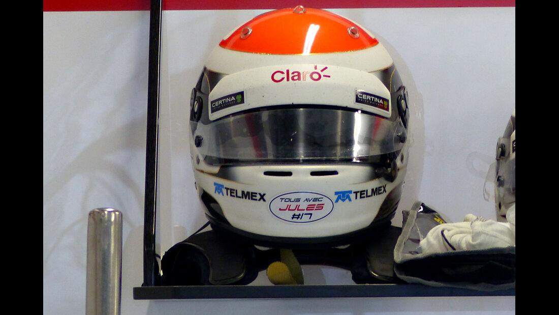 Adrian Sutil - Sauber - Formel 1 - GP Russland - 10. Oktober 2014