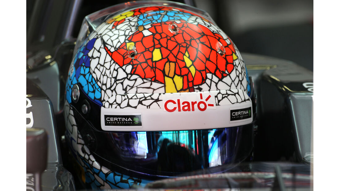 Adrian Sutil - Sauber - Formel 1 - GP Spanien - Barcelona - 9. Mai 2014
