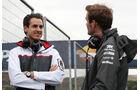 Adrian Sutil - Sauber - Formel 1 - Test - Jerez - 29. Januar 2014