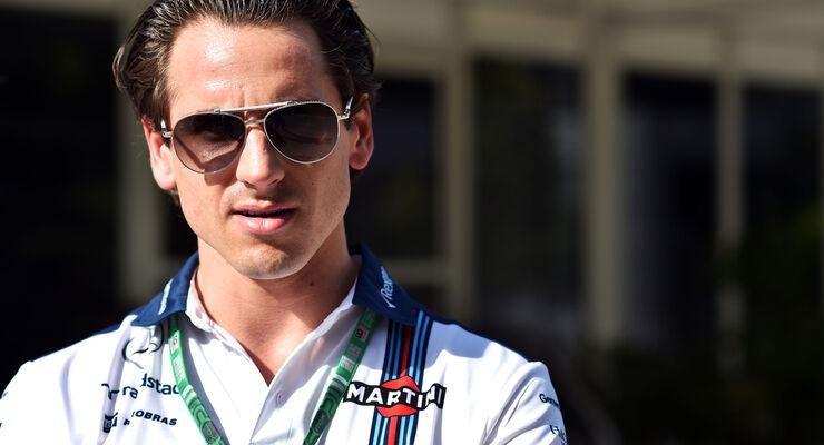 Adrian Sutil - Williams - Formel 1 - GP Malaysia - 28. März 2015