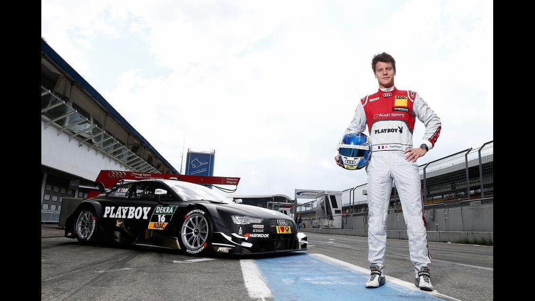 Adrien Tambay - Audi RS5 DTM - DTM 2014