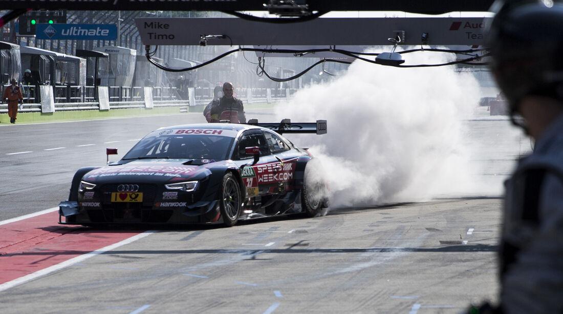 Adrien Tambay - DTM Lausitzring 2016