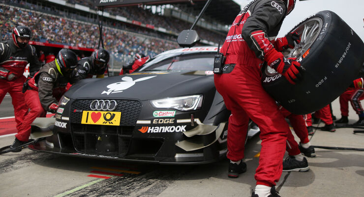 Adrien Tambay - Lausitzring 2015