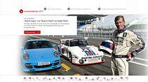 Adventskalender Porsche Museum